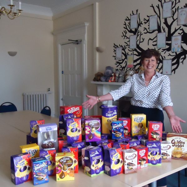 Easter Eggs from Ashford Leisure Trust