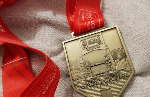 Rachel Completes Marathon Challenge
