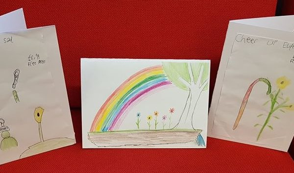 Caldecott Children Spread Joy Through Artwork