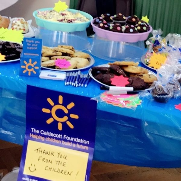 Cash-Raising Cakes And Cookies