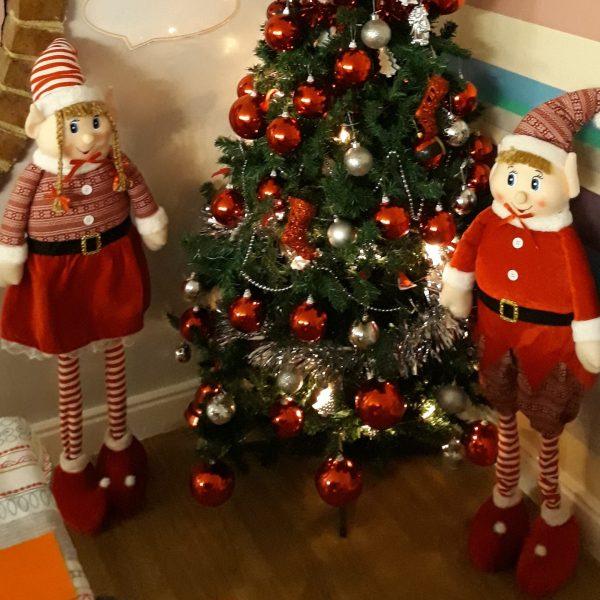 Christmas at the Caldecott Foundation