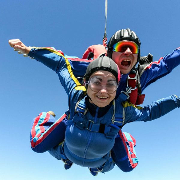 Jump out of a plane or if you are really brave take a Wing Walk?