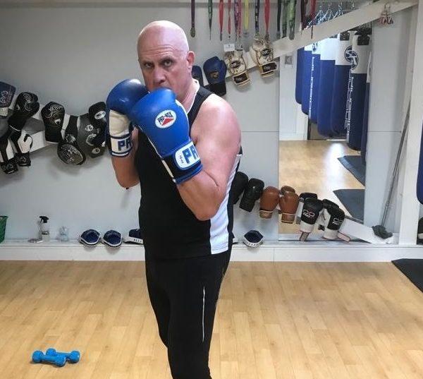 Simon's Boxing Clever For Caldecott!